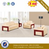 Kombinations-ledernes Sofa stellt moderne Büro-Möbel ein (HX-CF014)