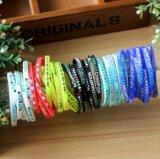 Coutume chaude de vente le bracelet de silicones