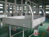 Het Lichaam van het Dienblad van de Bestelwagen van het aluminium voor Lichte Vrachtwagen