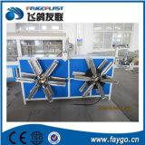 Производственная линия трубы из волнистого листового металла PVC PP PE одностеночная пластичная