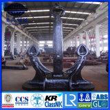 анкер стали углерода CB711-95 ABS 2640kgs Spek для корабля