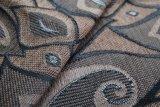 Bilden-zu-Ordnung Zubehör-Typ und materielles 100%Polyester Chenillegewebe