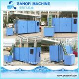 Bouteille d'eau minérale Strech faisant des machines