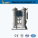 Máquina de alta presión del gas del nitrógeno de la pureza elevada para el laser que corta 99.999% 250bar