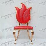 Hôtel en cuir rouge de tissu de créateur chinois de Yc- Ss39 dinant la présidence