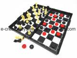 3 в 1 магнитные игры в шахматы шашки Людо образования игрушки