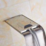 Le nickel de Flg a balayé l'acier inoxydable du panneau 304 de douche de salle de bains