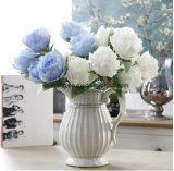 7 namen de Kunstbloemen van bloemen In het groot Kunstmatig Kunstmatige de Leverancier toenam van de Slinger de Zijde van Bundels toenamen toe