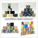 En pur coton Chiffon de Camouflage Camouflage de bandes de ruban adhésif