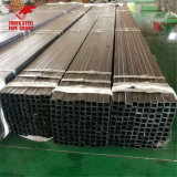 20X20、25X25、40X40およびより多くのサイズの黒い炭素鋼の鉄の正方形の管