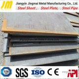 A514 de la construcción de maquinaria de ingeniería de la placa de aleación de acero de baja la hoja de acero
