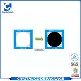 Soem-Wärme Senstive starker Kleber-Farben-Änderungs-Aufkleber-Kennsatz