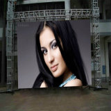 P3.91 mur vidéo LED HD portable écran à affichage LED pour l'intérieur de la publicité de plein air / Phase