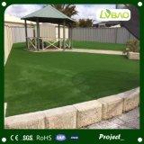 中国ISOの工場からのPPのPEの物質的な景色の人工的な草