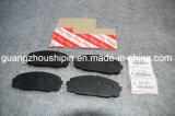 04465-26320 Semi-Metallic pastillas de freno delantero para Toyota Hiace Rzh102