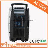 Amaz/Temeisheng/Kvg stärkerer Energien-Laufkatze-Lautsprecher mit Bluetooth drahtlosem Mic Karaoke