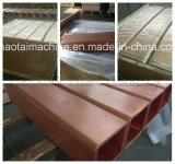 連続鋳造機械中国のための銅型の管