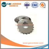 33X23X19cmの炭化タングステンの円の切刃