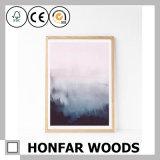 Het uitstekende Schilderen van de Decoratie van het Canvas Abstracte met Houten Frame