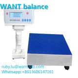 60kg 1 g balanza digital con pantalla LCD extraíble balanza digital escala digital