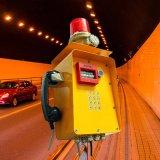 Sosの警報灯が付いている頑丈な産業火災報知器の電話