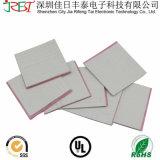 Garniture thermique d'écartement de silicones pour le matériel d'éclairage