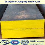Placa lisa de aço do carbono para o molde plástico da injeção (SAE1050/S50C/1.1210)