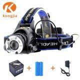 최고 광도 3 가벼운 최빈값 LED 방수 Headlamp