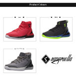 Comercio al por mayor de Baloncesto de alta calidad zapatillas Zapatillas de Deporte