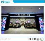 Großer LED Innenbildschirm-farbenreiche flexible Bildschirmanzeige der P4mm 1r1g1b SMD2121 LED video Wand-