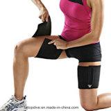 習慣の適当な腿の袖のネオプレンの腿サポート