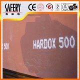 piatto resistente all'uso spesso 12mm di 10mm Hardox600 Hardox500