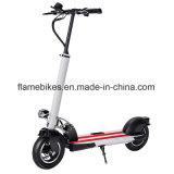 Scooter eléctrico de aluminio de 400W para adultos