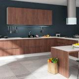 China-Faser-festes Holz-Küche-Schrank (PR-K2052)