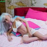 Jarleit 148 cm-reale Instanz-reizvolle erwachsene Mann-wirklich Liebes-Puppe-Geschlechts-Puppe-Produkt-Silikon-Geschlechts-Puppen