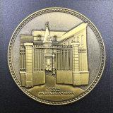 工場カスタム金属3Dの金貨の卸売