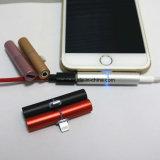 Adaptador para auriculares para iPhone7 Adaptador de audio relámpago combinado de carga de 3,5 mm