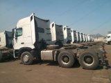Sinotruk HOWO 6X4 A7 de 40 pies de la cabeza de remolque de tractor camión contenedor