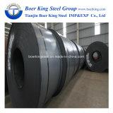 SPCC recuit noir acier laminé à froid / bobine de bande de fer de carbone Prix poli