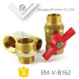 Válvula de bola en asa de Aluminio /Butterfly Mango (EM-V-B162)
