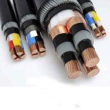 Проводник из бескислородной меди XLPE 0.6/1кв изоляцией ПВХ оболочку кабеля питания