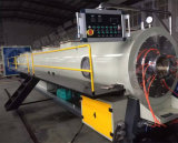 Big Diameter 20-1600mm HDPE LDPE Pipe Line Extrusion