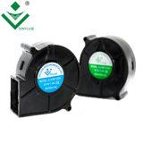 12V DC sênior do rolamento de esferas 75x74x29.5mm ventilador centrífugo de refrigeração 7530