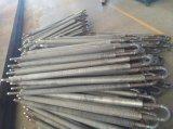 Tubo di aletta sporto/aletta/tubo di alluminio della base acciaio al carbonio