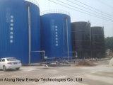 pianta del biogas dei reattori di 4*1500m3 Uasb