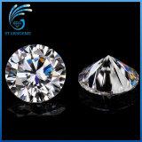 6,5 1Ct Round H&un corte de color Moissanite Gh Diamond en Stock de venta