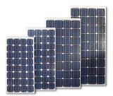 Modulo solare monocristallino rinnovabile 110W, 140W, 150W, 190W per le soluzioni commerciali