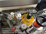 Cachetage complètement automatique de coin de cadre de capsule et machine à étiquettes