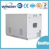 Refrigerador refrigerado por agua del desfile de la eficacia alta para la producción de Parmaceutical