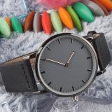 Reloj suizo de acero del cuarzo de la muñeca de Casul del movimiento de Stailess de la alta calidad